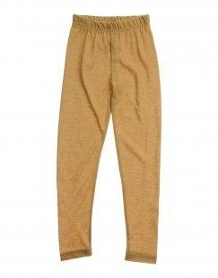 GRO Mädchen 3-8 jahre Leggings Farbe Khaki Größe 4