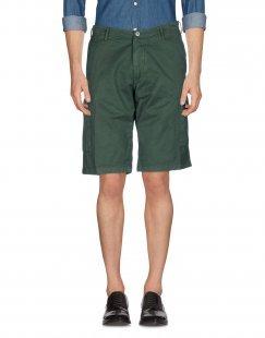 J.W. BRINE Herren Caprihose Farbe Grün Größe 4