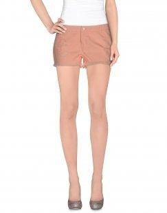 VERO MODA Damen Jeansshorts Farbe Lachs Größe 5