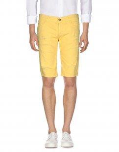 IMPERIAL Herren Jeansbermudashorts Farbe Gelb Größe 1