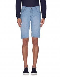 DICKIES Herren Jeansbermudashorts Farbe Blau Größe 2