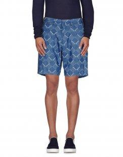 ALTAMONT Herren Jeansbermudashorts Farbe Blau Größe 4