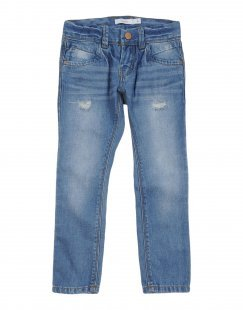 NAME IT® Mädchen 3-8 jahre Jeanshose Farbe Blau Größe 3