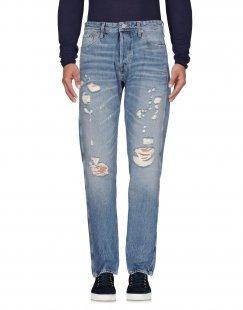 JACK & JONES Herren Jeanshose Farbe Blau Größe 5