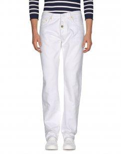 JHON ECANOSTI Herren Jeanshose Farbe Weiß Größe 6
