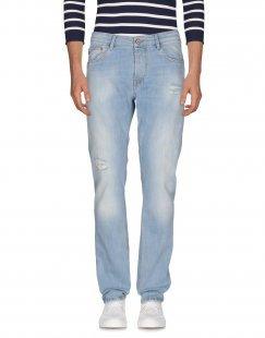 UNIFORM Herren Jeanshose Farbe Blau Größe 3