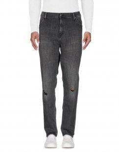 CHEAP MONDAY Herren Jeanshose Farbe Schwarz Größe 10