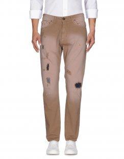 FIVER Herren Jeanshose Farbe Khaki Größe 3