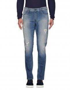 JACK & JONES Herren Jeanshose Farbe Blau Größe 3