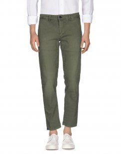 MNML COUTURE Herren Jeanshose Farbe Militärgrün Größe 1