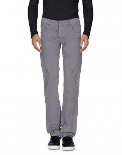 MAISON CLOCHARD Herren Jeanshose Farbe Grau Größe 1