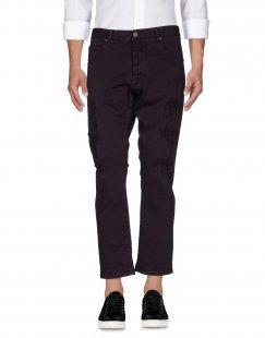 2W2M Herren Jeanshose Farbe Dunkelviolett Größe 10