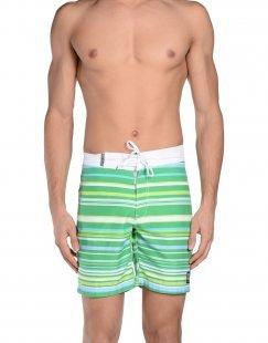 INSIGHT SWIM Herren Strandhose Farbe Säuregrün Größe 2