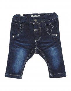 NAME IT® Mädchen 0-24 monate Jeanshose Farbe Blau Größe 5