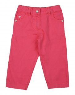 AGATHA RUIZ DE LA PRADA BABY Mädchen 0-24 monate Jeanshose Farbe Fuchsia Größe 10
