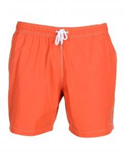 SUNSTRIPES Herren Badeboxer Farbe Orange Größe 8