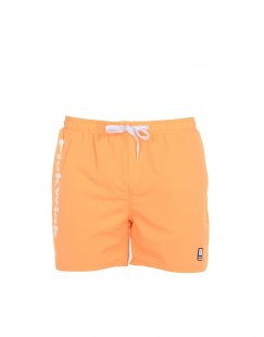 PICKWICK Herren Badeboxer Farbe Orange Größe 6