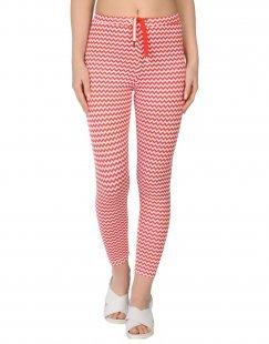 LES COPAINS BEACHWEAR Damen Strandhose Farbe Rot Größe 4