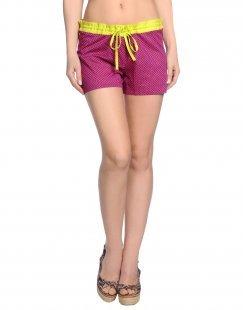 OPALINE Damen Strandhose Farbe Fuchsia Größe 3