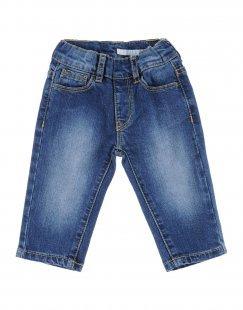 SILVIAN HEACH Jungen 0-24 monate Jeanshose Farbe Blau Größe 4