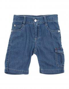 BIKKEMBERGS Jungen 0-24 monate Jeanshose Farbe Blau Größe 8