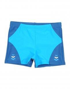 ARENA Jungen 3-8 jahre Badeboxer Farbe Blau Größe 4
