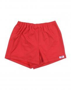 BIKINI 77 BEACHWEAR Jungen 3-8 jahre Badeboxer Farbe Rot Größe 6