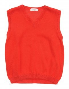 BABY T. Jungen 0-24 monate Pullover Farbe Rot Größe 6
