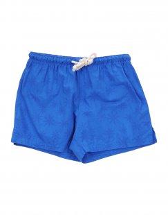 MOSAIQUE Jungen 9-16 jahre Badeboxer Farbe Blau Größe 6