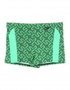 SPEEDO Jungen 9-16 jahre Badeboxer Farbe Grün Größe 4