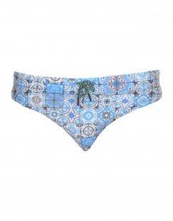 SO COOL Herren Badehose Farbe Azurblau Größe 5