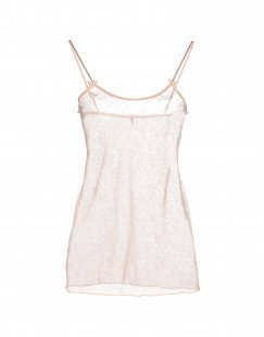 MOMONÍ Damen Ärmelloses Unterhemd Farbe Pfirsich Größe 5