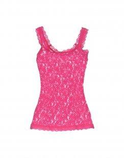 HANKY PANKY Damen Ärmelloses Unterhemd Farbe Malve Größe 4