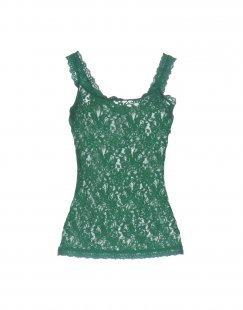 HANKY PANKY Damen Ärmelloses Unterhemd Farbe Grün Größe 5