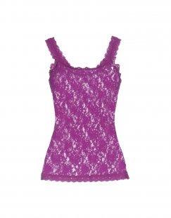 HANKY PANKY Damen Ärmelloses Unterhemd Farbe Violett Größe 3