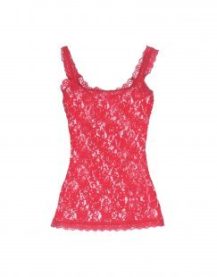 HANKY PANKY Damen Ärmelloses Unterhemd Farbe Purpur Größe 5