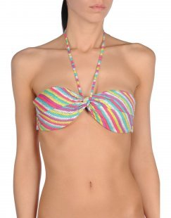 BILLABONG Damen Bikini-Oberteil Farbe Gelb Größe 3