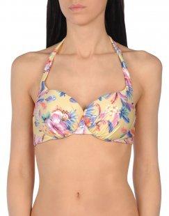 HELIS BRAIN Damen Bikini-Oberteil Farbe Hellgelb Größe 6