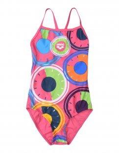 ARENA Mädchen 9-16 jahre Badeanzug Farbe Fuchsia Größe 6