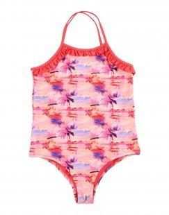 SUNDEK Mädchen 9-16 jahre Badeanzug Farbe Fuchsia Größe 4
