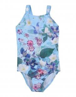 MOLO Mädchen 9-16 jahre Badeanzug Farbe Himmelblau Größe 1