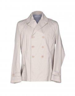 PAUL MIRANDA Herren Lange Jacke Farbe Hellgrau Größe 1