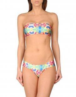 HELIS BRAIN Damen Bikini Farbe Säuregrün Größe 3
