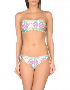 HELIS BRAIN Damen Bikini Farbe Fuchsia Größe 3