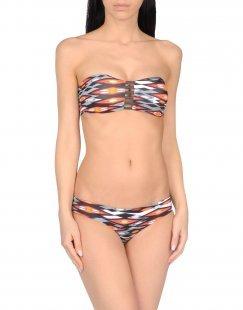 KHONGBOON Damen Bikini Farbe Schwarz Größe 7