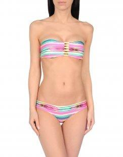 KHONGBOON Damen Bikini Farbe Säuregrün Größe 6