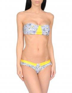 KHONGBOON Damen Bikini Farbe Himmelblau Größe 6