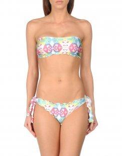 HELIS BRAIN Damen Bikini Farbe Hellgrün Größe 3