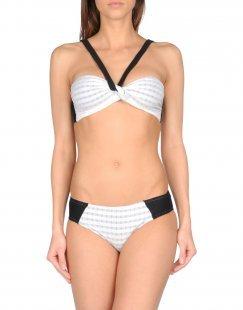 PRISM Damen Bikini Farbe Weiß Größe 2