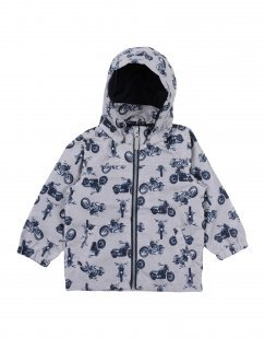 NAME IT® Jungen 0-24 monate Jacke Farbe Hellgrau Größe 10